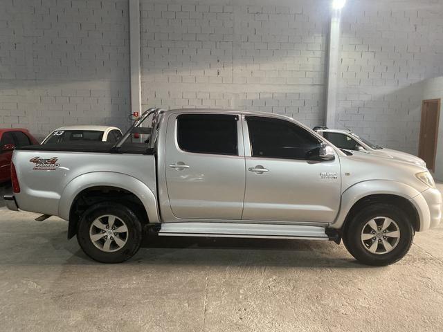 Toyota Hilux SRV 3.0 automática TOP - Foto 5