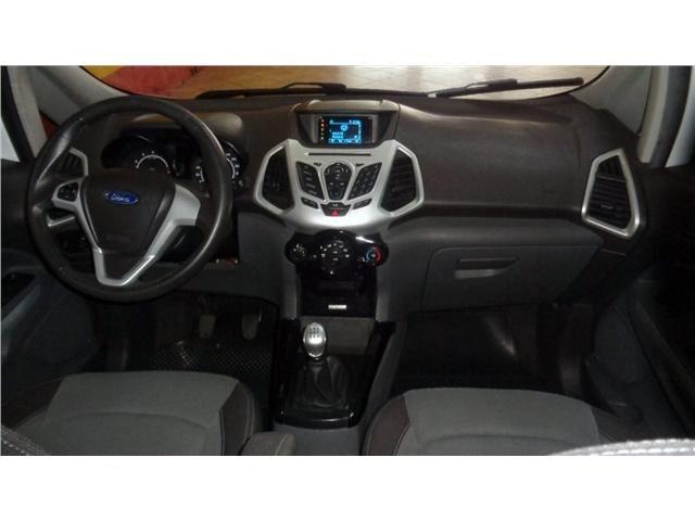 Ford Ecosport 1.6 freestyle 16v flex 4p manual GNV - Foto 12
