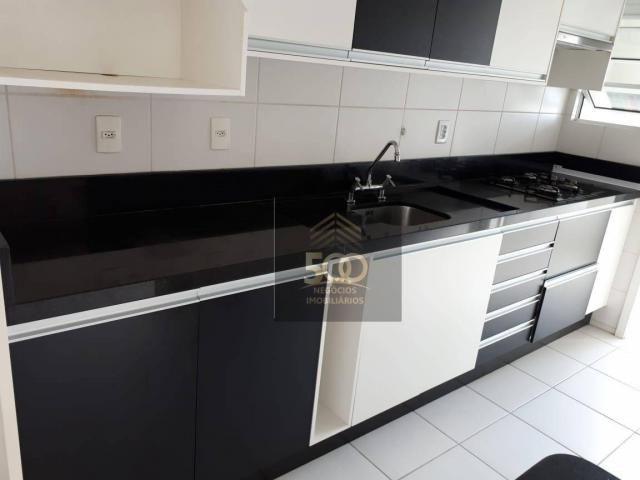Ap0610 - apartamento com 3 dormitórios à venda, 84 m² por r$ 380.000 - nossa senhora do ro - Foto 2