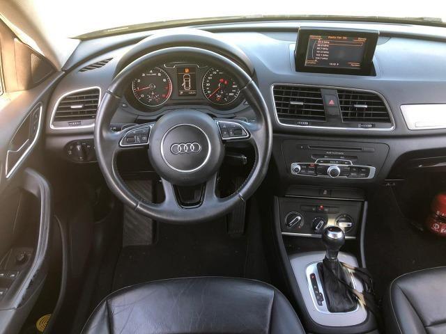 ;Audi Q3 TFSI stronic 2013 Completo, carro impecável - Foto 5