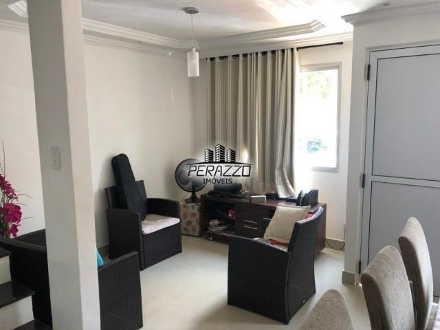 Vende-se ótima casa de 3 quartos no (jardins mangueiral), por r$420.000,00 (aceita financi - Foto 3