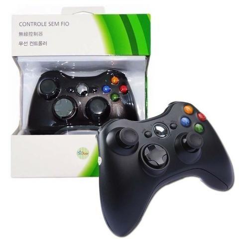 Joystick para Xbox 360 com fio ( Loja na Cohab) Total Segurança em Sua Compra - Foto 2
