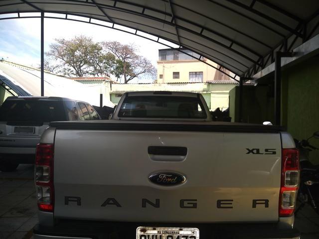 Ford ranger diesel C/s longa 2014 revisado - Foto 13