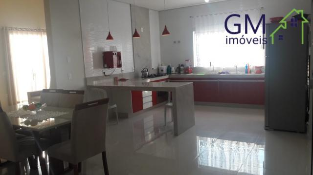Casa a venda / condomínio alto da boa vista / 3 quartos / suites / churrasqueira / piscina - Foto 10
