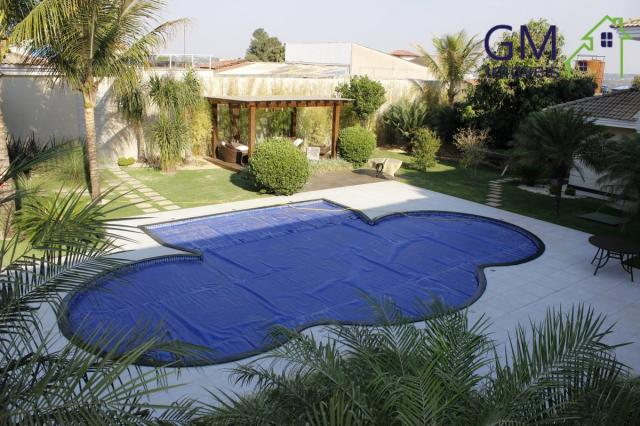 Casa a venda / setor de mansões / 4 suítes / piscina / churrasqueira / varanda / sobradinh - Foto 4