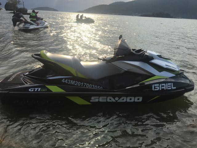 Jet Seadoo 2017 GTI 130 Se R$ 45.000,00 - Foto 3