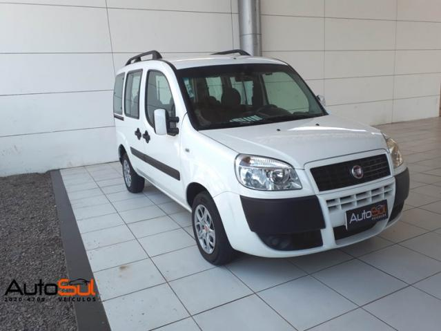 FIAT DOBLÒ 2015/2015 1.8 MPI ESSENCE 16V FLEX 4P MANUAL - Foto 3