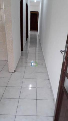Casa com 2 dormitórios para alugar, 70 m² por r$ 1.100,00/mês - parque maria helena - são  - Foto 2