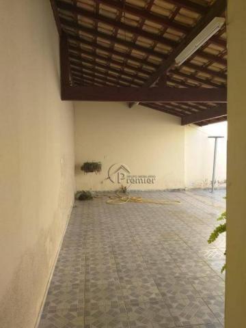 Casa com 2 dormitórios à venda, 160 m² por R$ 500.000 - Jardim Esplanada - Indaiatuba/SP - Foto 6