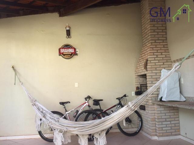 Casa a venda / condomínio rk / 03 quartos / churrasqueira / aceita apartamento de menor va - Foto 18