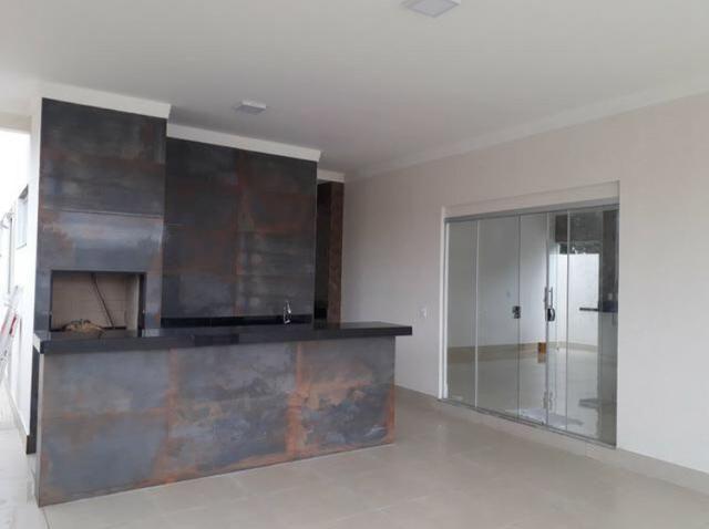Casa de alto padrão 3 Suites moderna condomínio fechado - Foto 11