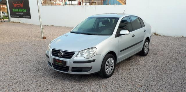 Volkswagen Polo Sedan 2009/2010 1.6 MI 8V Flex 4P Manual - Foto 2