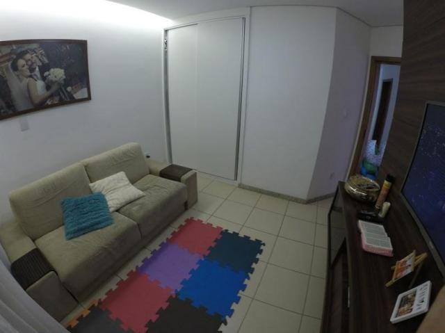 Apartamento com 3 dormitórios à venda, 90 m² por R$ 450.000,00 - Caiçara - Belo Horizonte/ - Foto 3