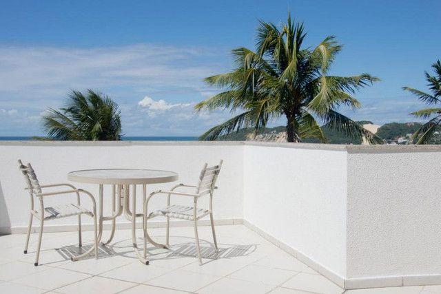 Apartamento em Ponta Negra Mobiliado - 35m² - Marsallis Flat - Foto 17