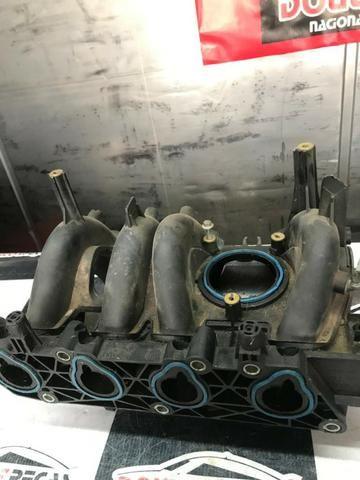 Coletor Admissão Renault Sandero Logan 1.6 8v *4 - Foto 2