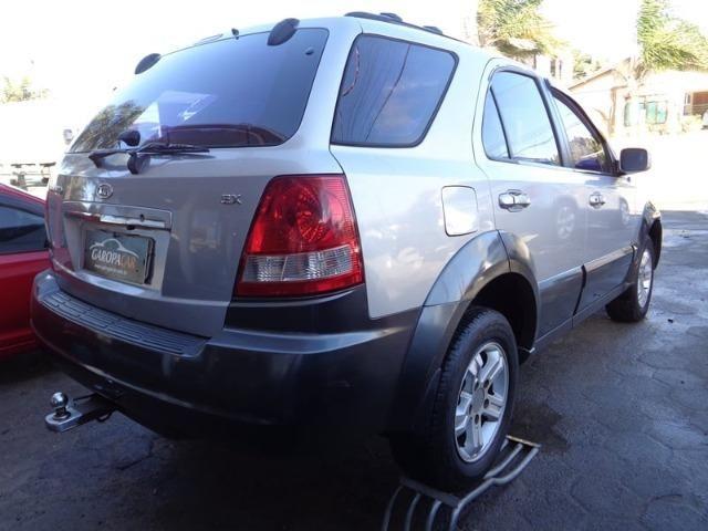 Kia - Sorento 2.5 EX CR3 Diesel 4x4 Top - 2005 - Foto 6