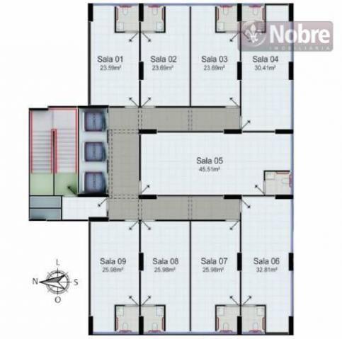 Sala à venda, 25 m² por R$ 220.000,00 - Plano Diretor Norte - Palmas/TO - Foto 15