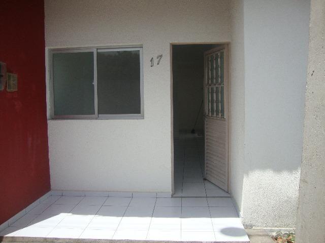 Alugo Casa cond. fechado, Bairro Santos Dumont,Maceió-AL, (500,00), 2 quartos, com garagem - Foto 3