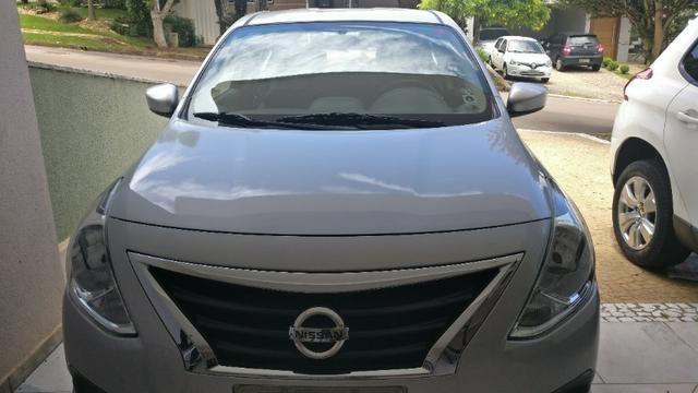 Nissan Versa 2016 1.6 16V - Foto 3