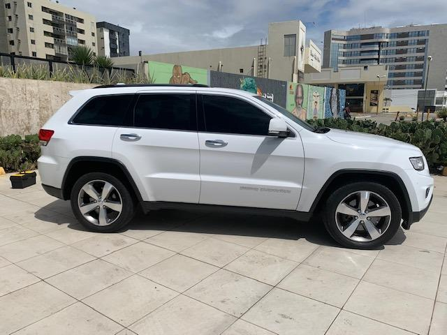 Diesel Jeep Grand Cherokee Limited 2015