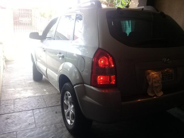 Vendo tucson aut 2.0 GL 2010