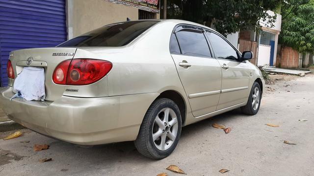 Corolla xli 2008. V/T por carro sem GNV - Foto 5