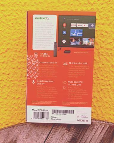 Box TV Xiaomi Mi Box S 4K Ultra HD - Foto 2