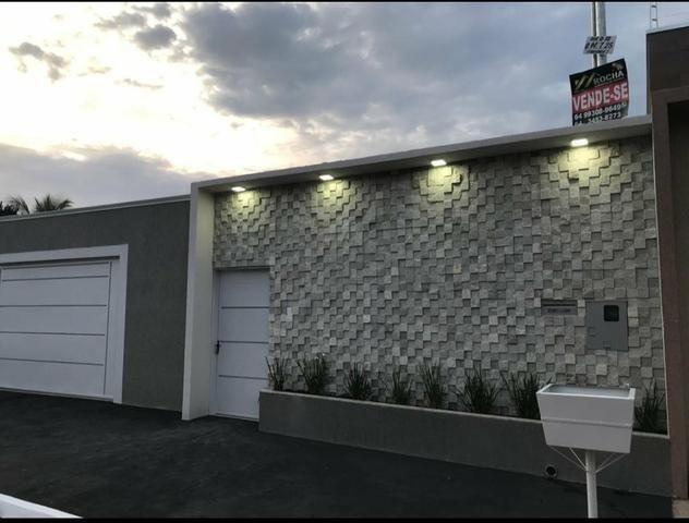 Casa alto padrão - caldas novas - Foto 2