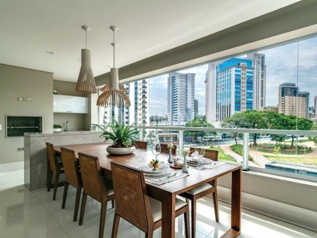 Apartamento à venda com 4 dormitórios em Setor oeste, Goiânia cod:1565 - Foto 5