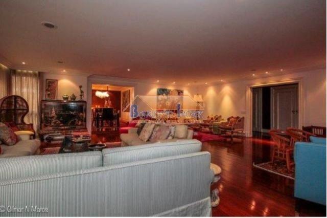 Apartamento à venda com 4 dormitórios em Funcionários, Belo horizonte cod:33009 - Foto 2