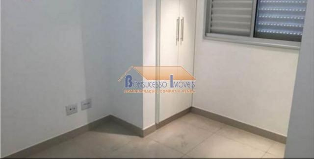 Apartamento à venda com 2 dormitórios em Santo andré, Belo horizonte cod:31358 - Foto 7