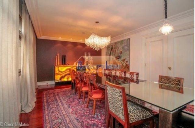 Apartamento à venda com 4 dormitórios em Funcionários, Belo horizonte cod:33009