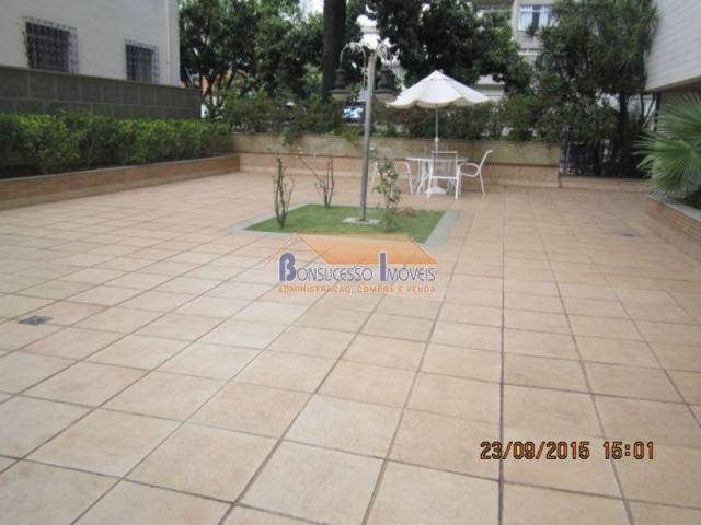 Apartamento à venda com 4 dormitórios em Funcionários, Belo horizonte cod:30903 - Foto 8