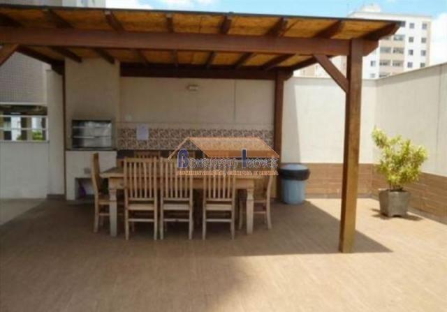 Cobertura à venda com 3 dormitórios em Ouro preto, Belo horizonte cod:32230 - Foto 8
