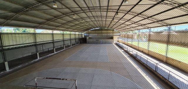 Centro Esportivo - Campo e quadra oficial - 10.458 m² Itaguaí - Foto 7