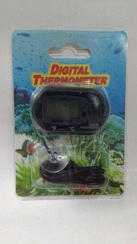 Termômetro para aquário Digital Thermometer