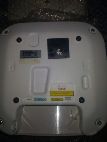 Kit com 4 access point CISCO mod 1602 I - Foto 2