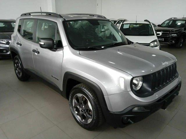 Jeep renegad 1.8 flex  19/19, 23.000 kms  rodados,  nota fiscal, automático, valor  89.900