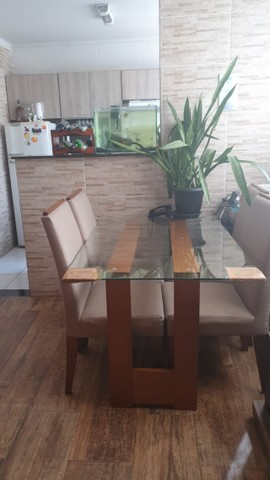 Cod>3198 Apartamento, a venda, 2 quartos, 1 vaga garagem coberta no São João Batista - Foto 7