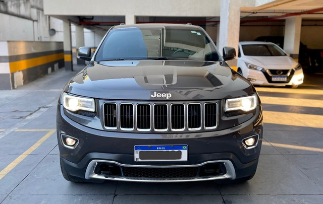 Jeep Grand Cherokee 3.6 Limited 2015 - Impecável - Ipva 2021 - Foto 2