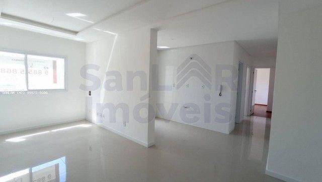 Apartamento para Venda em Ponta Grossa, Jardim Carvalho, 2 dormitórios, 1 suíte, 2 banheir - Foto 17
