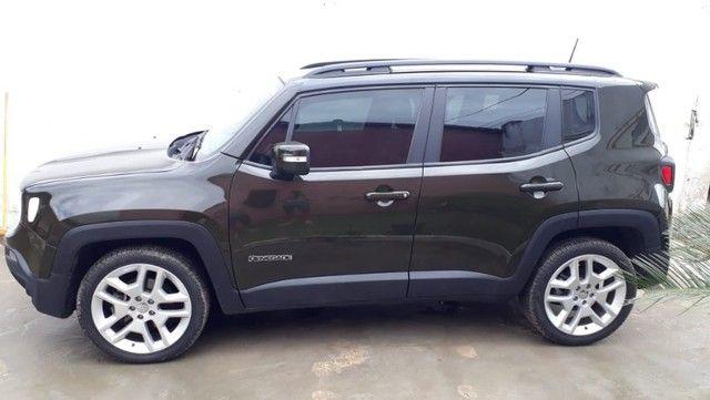 Jeep Renegade Completão