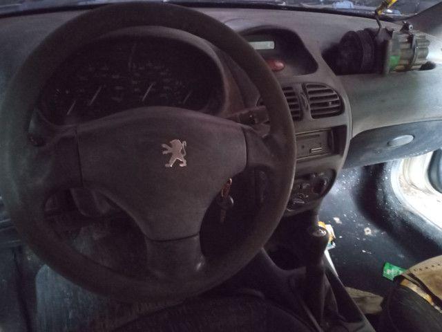 Peças de Peugeot 206 - Foto 2