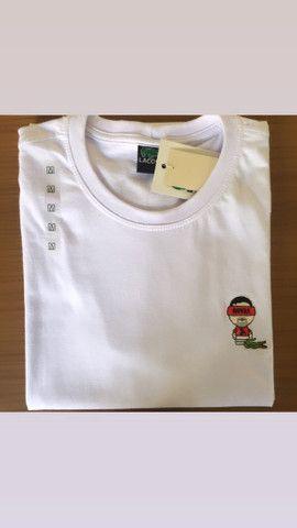 Camisas fio 30.1 - Foto 2