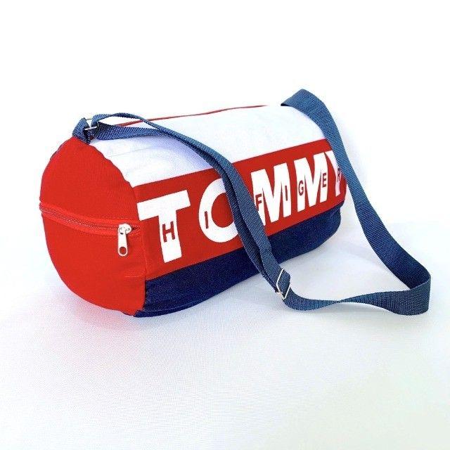 Bolsa Tommy Hilfiger - Grande/Média Academia Treino Viagem - Foto 2