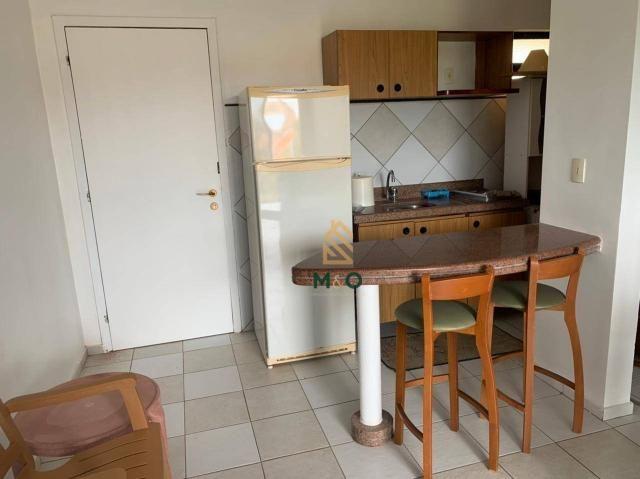 Apartamento com 1 dormitório para alugar, 52 m² por R$ 1.300/mês - Porto das Dunas - Aquir - Foto 11