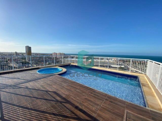 Apartamento Jacarecanga, com 2 dormitórios à venda, 53 m² por R$ 341.000 - Fortaleza/CE - Foto 10