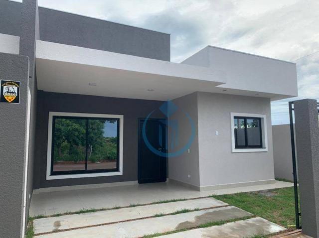 Casa com 2 dormitório à venda, 64 m² por R$ 225.000 - Sao Caetano - Foz do Iguaçu/PR - Foto 20