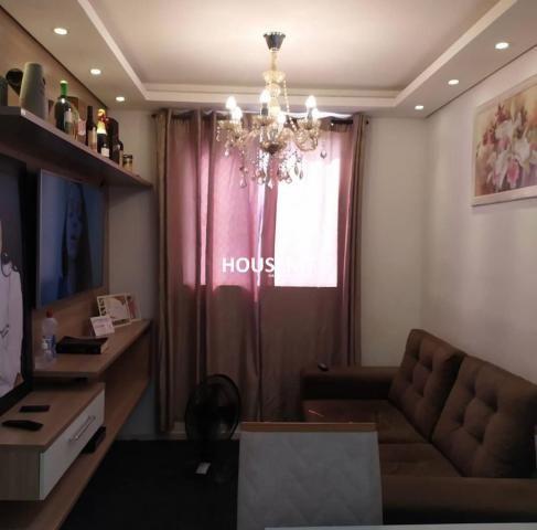 Apartamento No Condomínio Chapada Dos Montes - Foto 7