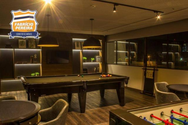Apartamento com 3 dormitórios para alugar, 96 m² por R$ 1.900/mês - Mirante - Campina Gran - Foto 19